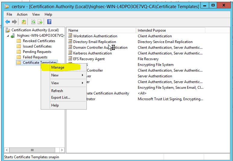 Configuracion de un Servidor Radius en Windows Server 2012 (parte 2ª ...